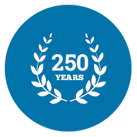 250 years of experience